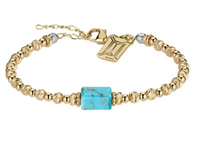 Plaquette logo pour bracelet