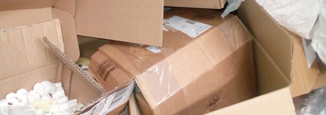 Emballage sécurisé pour vos cires et résines.